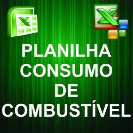 Planilha para Controle de Consumo de Combustível