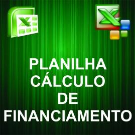Planilha para Cálculo de Financiamento